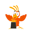 Animation a bird2 vector