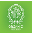 Logo organic 04 vector