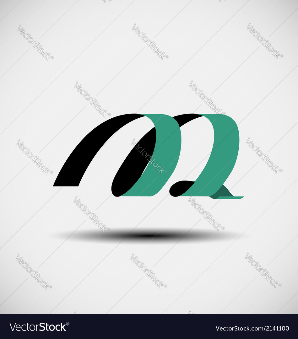 Abstract icons based on the letter m vector   Price: 1 Credit (USD $1)