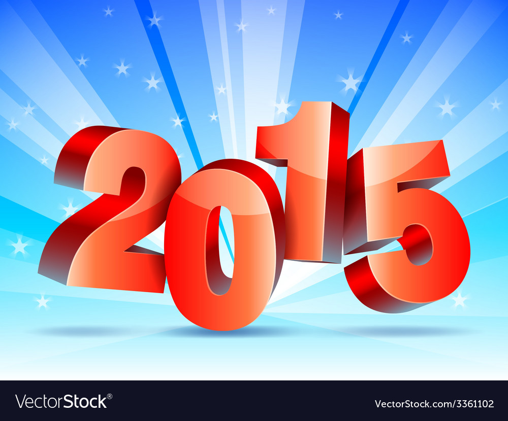 New year concept vector | Price: 3 Credit (USD $3)