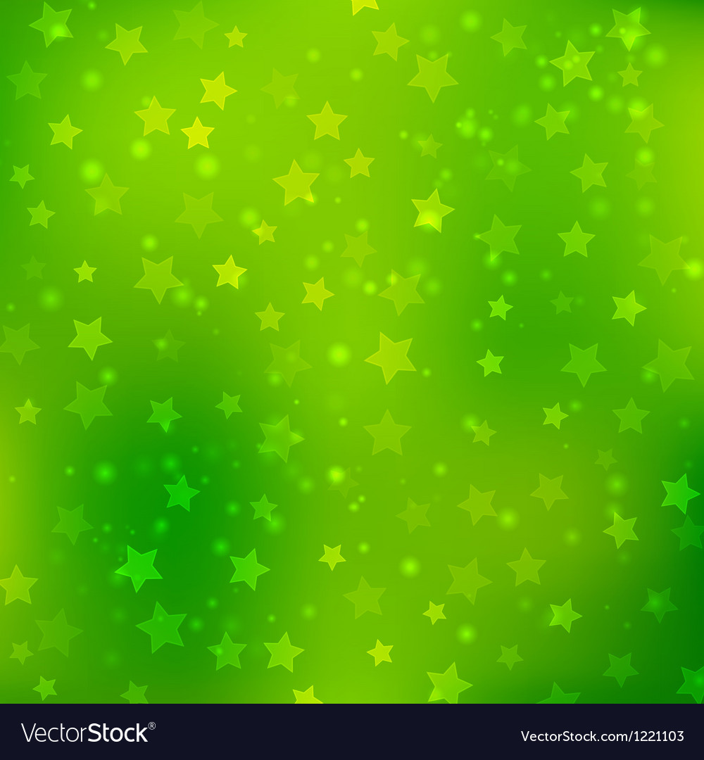 Abstract bokeh star background vector | Price: 1 Credit (USD $1)