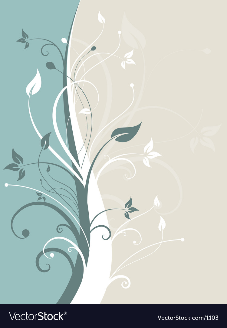 Decorative abstract vector | Price: 1 Credit (USD $1)
