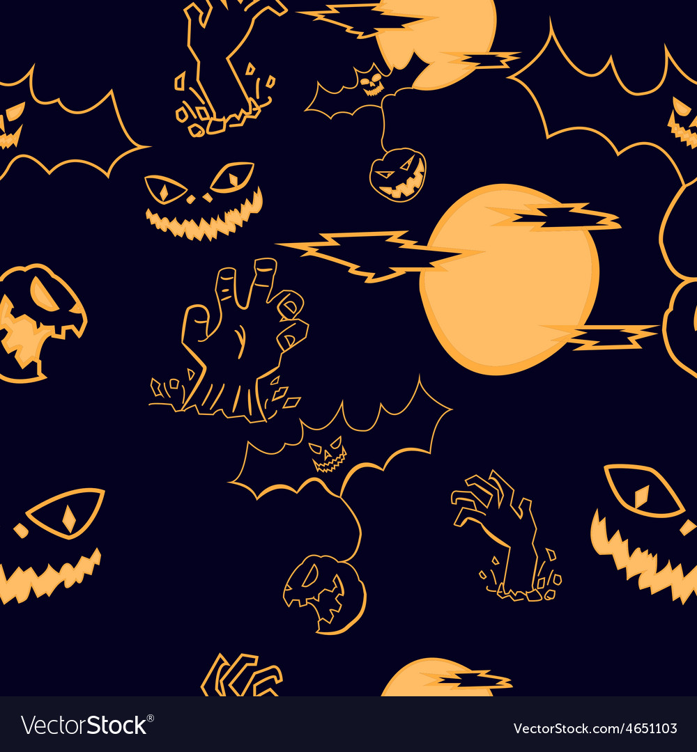 Halloween-texture vector | Price: 1 Credit (USD $1)