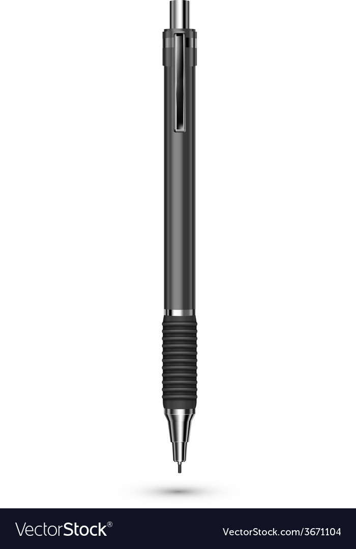 Mechanical pencil vector | Price: 1 Credit (USD $1)