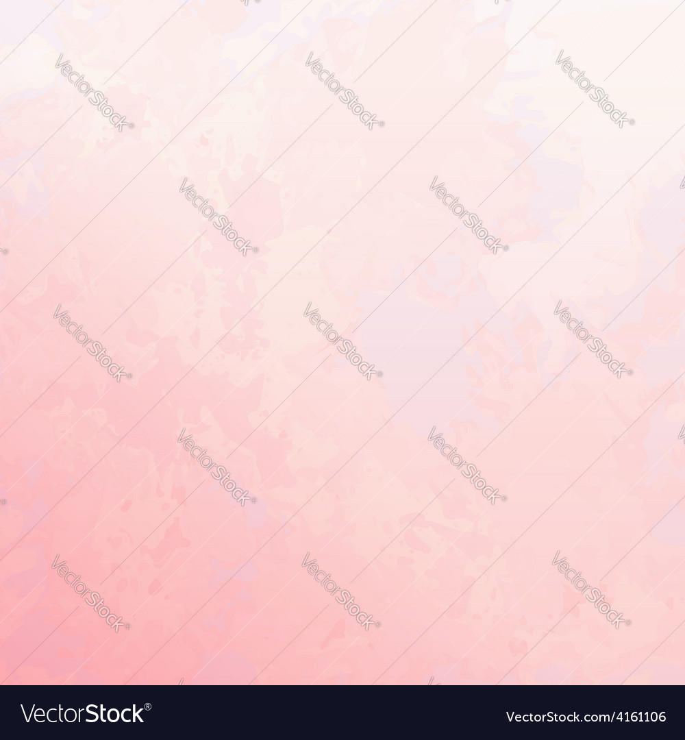 Abstract pink watercolor background vector | Price: 1 Credit (USD $1)