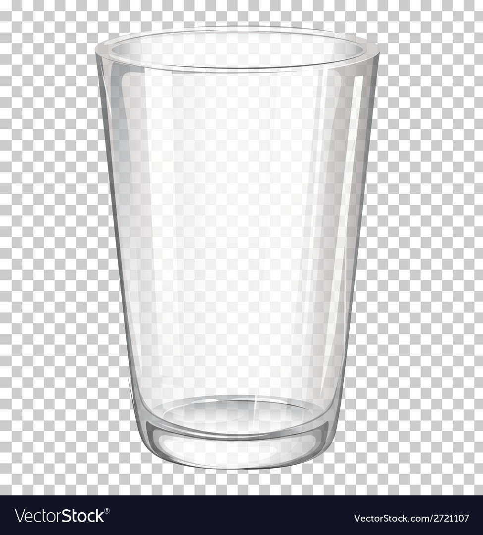 A glass vector | Price: 1 Credit (USD $1)