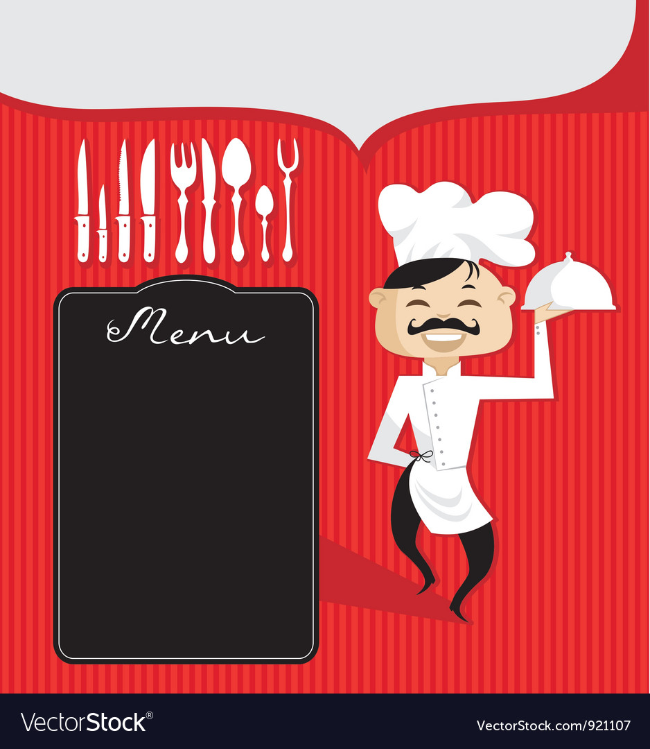 Culinary background vector | Price: 1 Credit (USD $1)