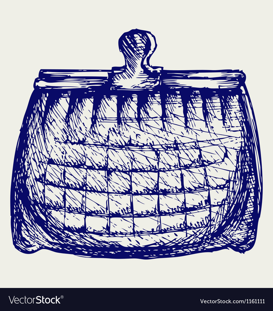 Empty purse vector | Price: 1 Credit (USD $1)