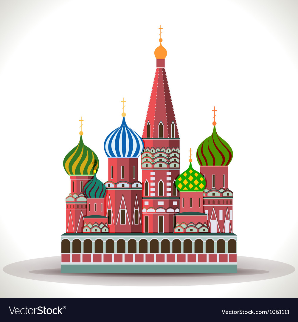 Kremlin moscow vector | Price: 1 Credit (USD $1)
