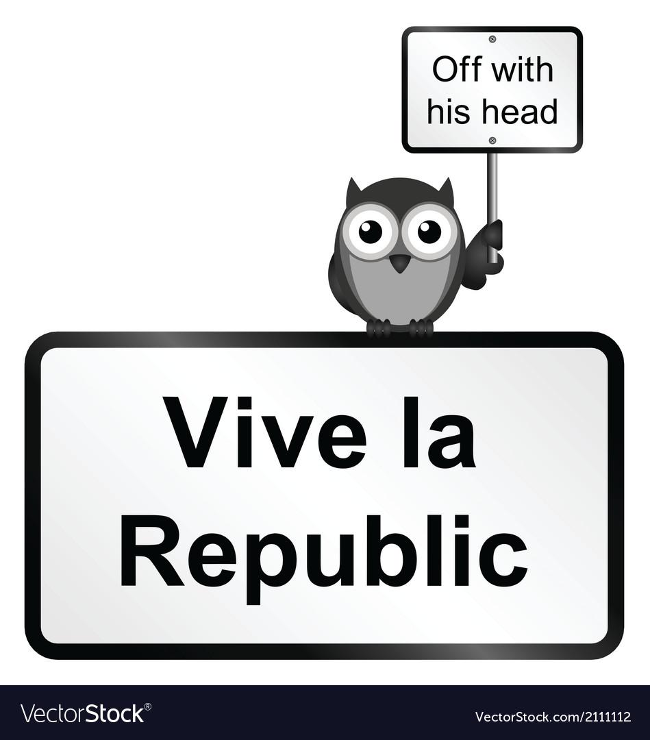 Republic vector | Price: 1 Credit (USD $1)