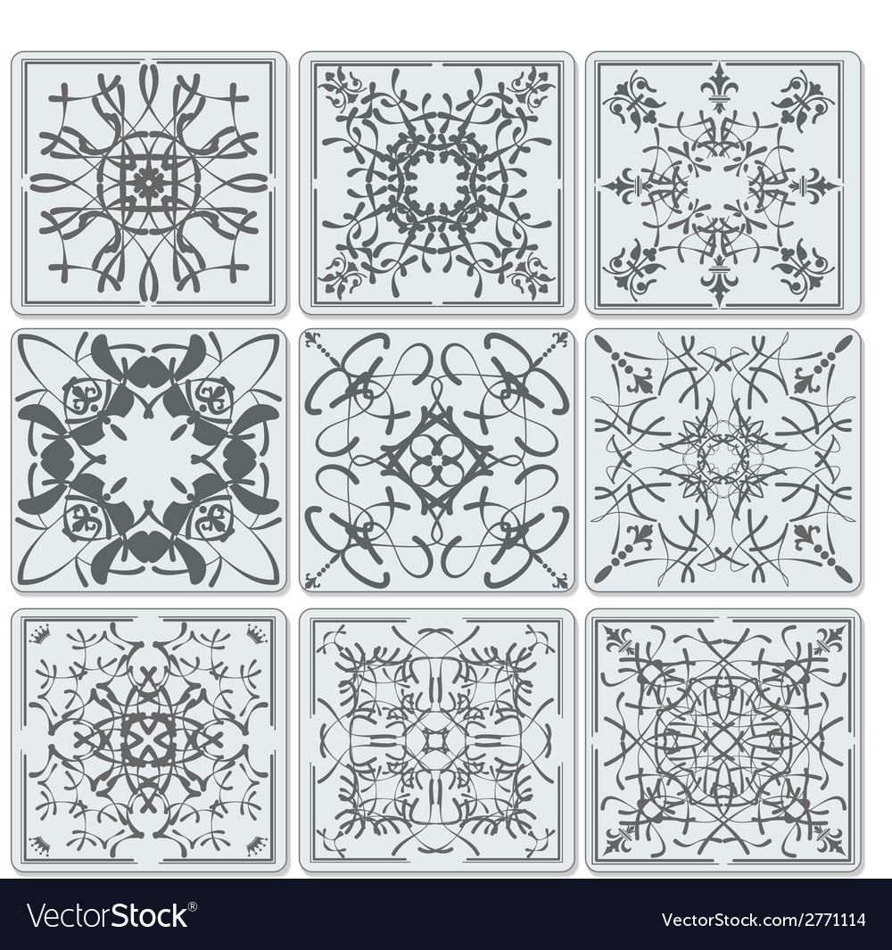 Al 0840 tiles vector | Price: 1 Credit (USD $1)
