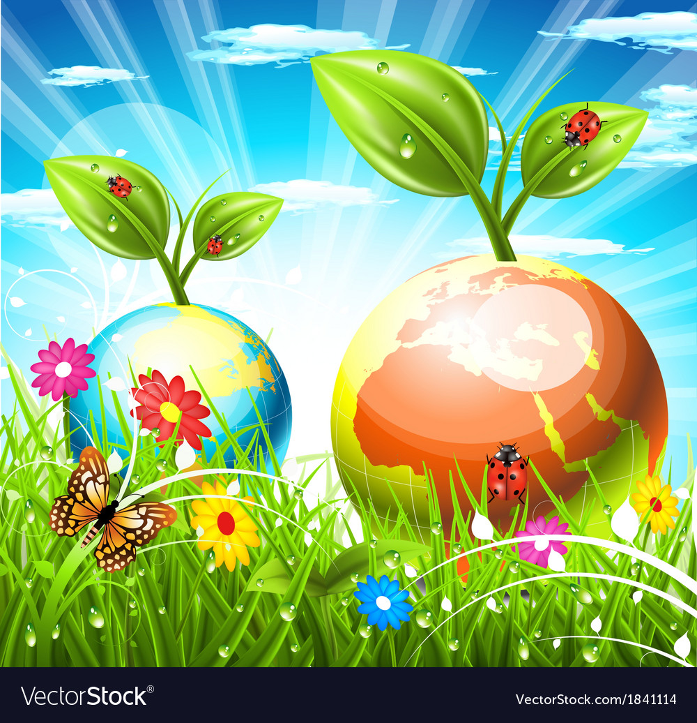 Nature vector | Price: 3 Credit (USD $3)