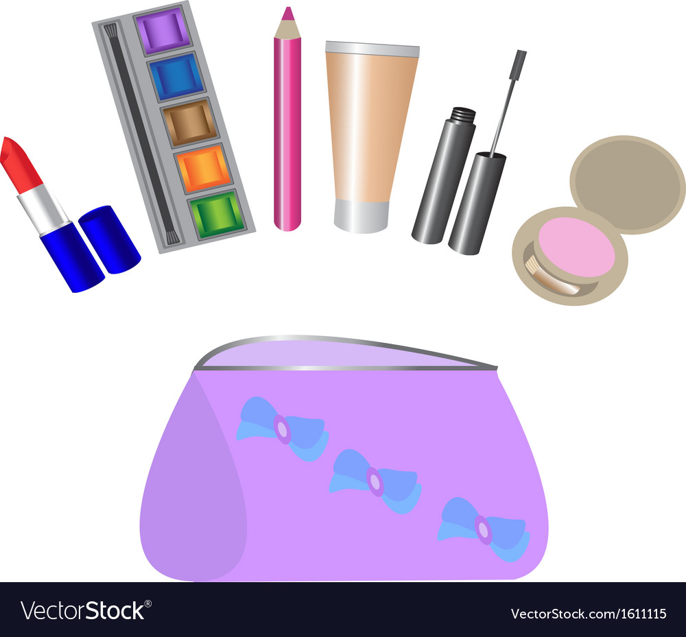 Beautician and all makeup vector | Price: 1 Credit (USD $1)