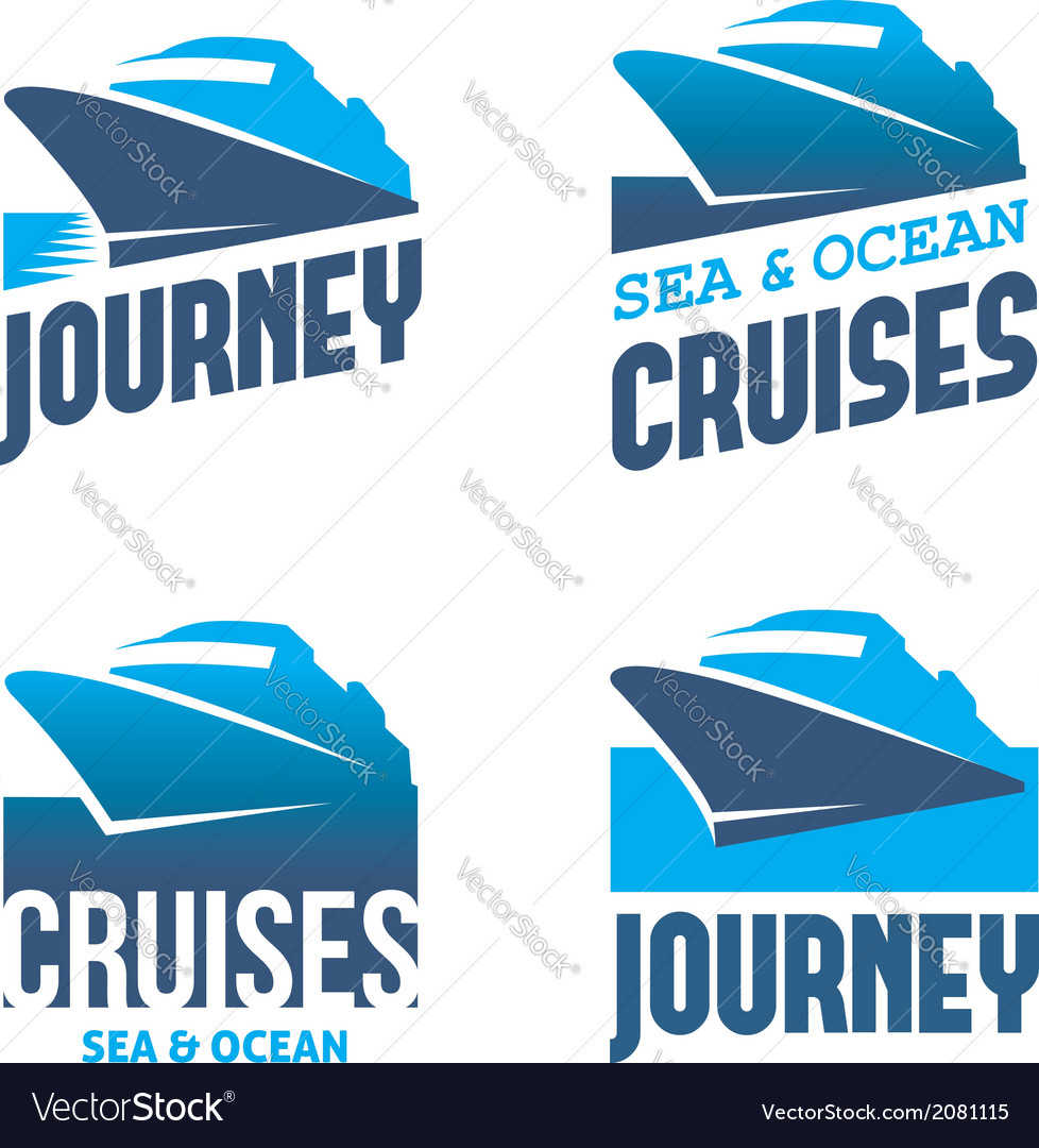 Cruise liner vector | Price: 1 Credit (USD $1)