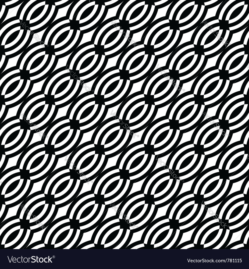 Seamless diagonal pattern vector | Price: 1 Credit (USD $1)