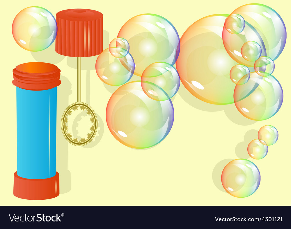 Bubble toy vector | Price: 1 Credit (USD $1)