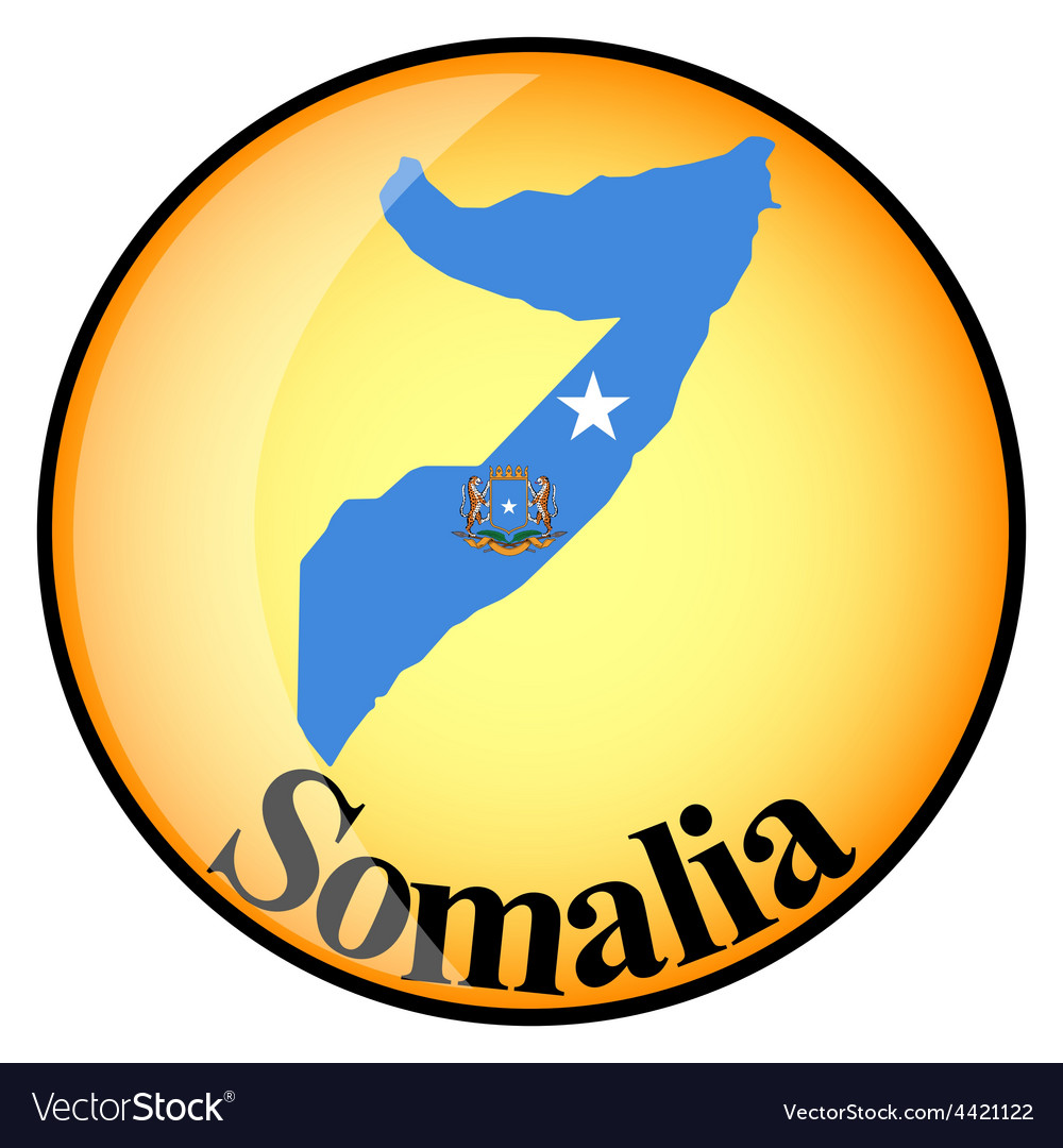 Button somalia vector | Price: 1 Credit (USD $1)