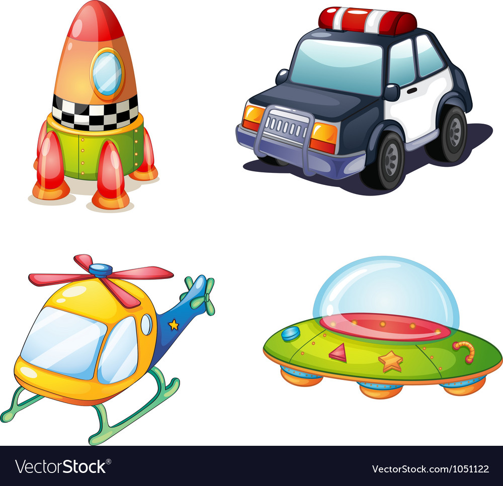 Various objects vector | Price: 3 Credit (USD $3)
