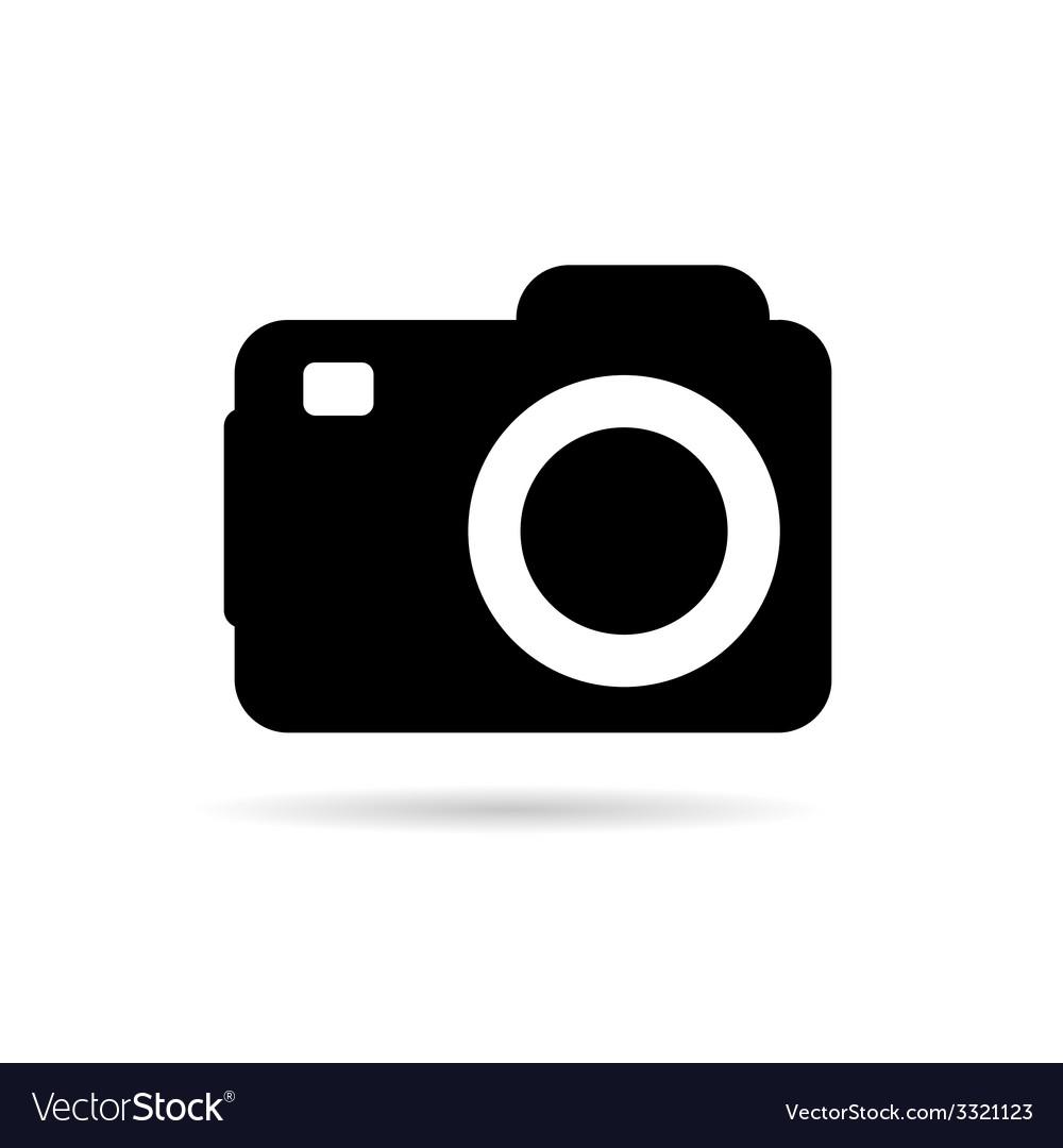 Camera sign vector | Price: 1 Credit (USD $1)