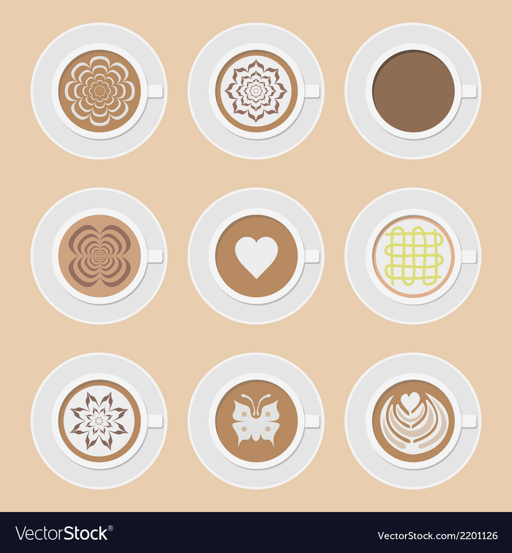 Allcoffee vector | Price: 1 Credit (USD $1)