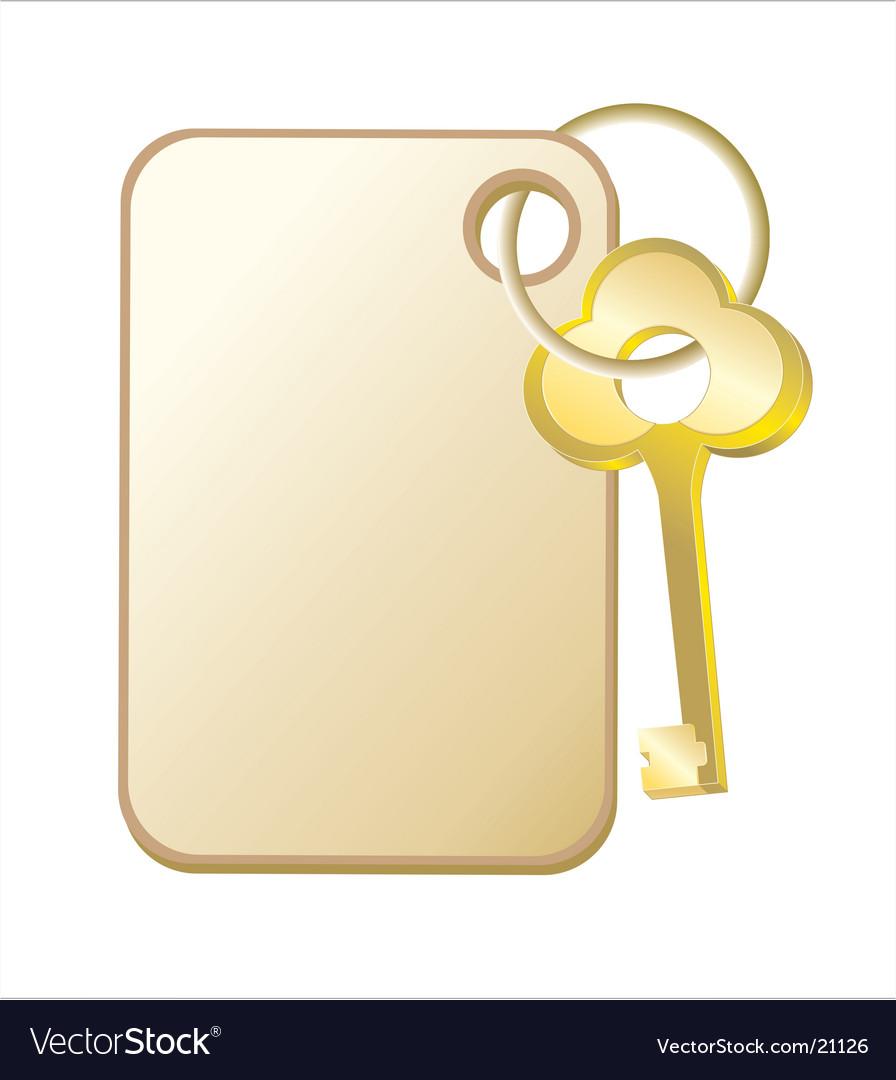 Key label vector | Price: 1 Credit (USD $1)