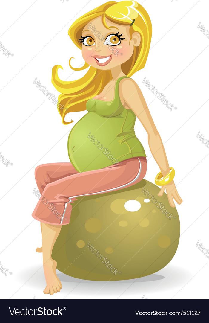 Pregnant woman vector   Price: 3 Credit (USD $3)