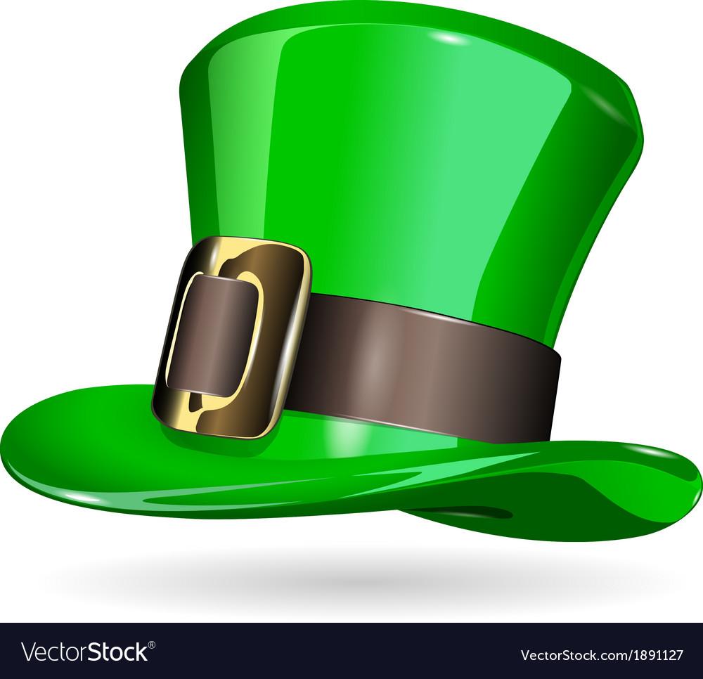St patrick hat vector   Price: 1 Credit (USD $1)
