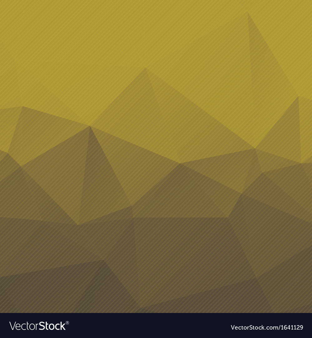 Geometric background with triangles and stripes vector | Price: 1 Credit (USD $1)