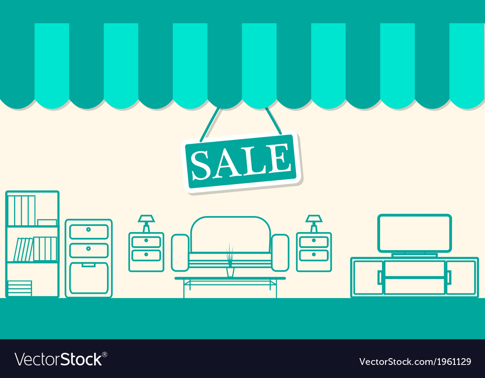 Interior ornaments set background vector | Price: 1 Credit (USD $1)