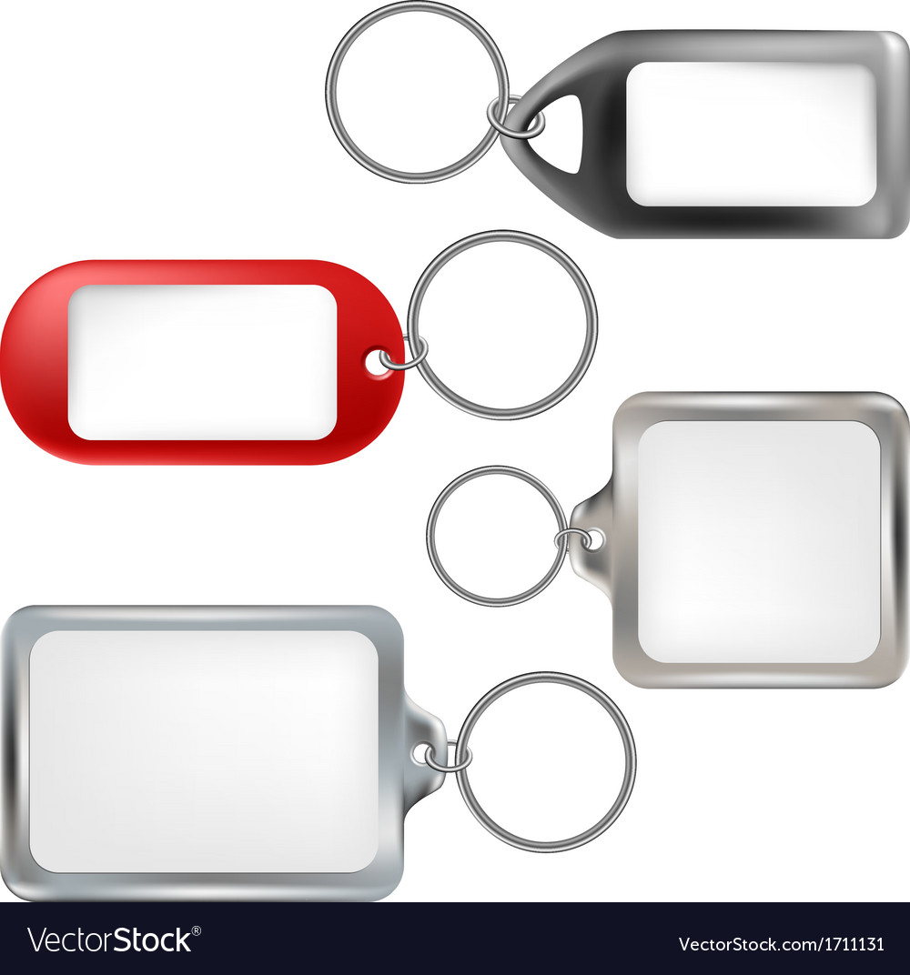 Key ring set vector | Price: 1 Credit (USD $1)