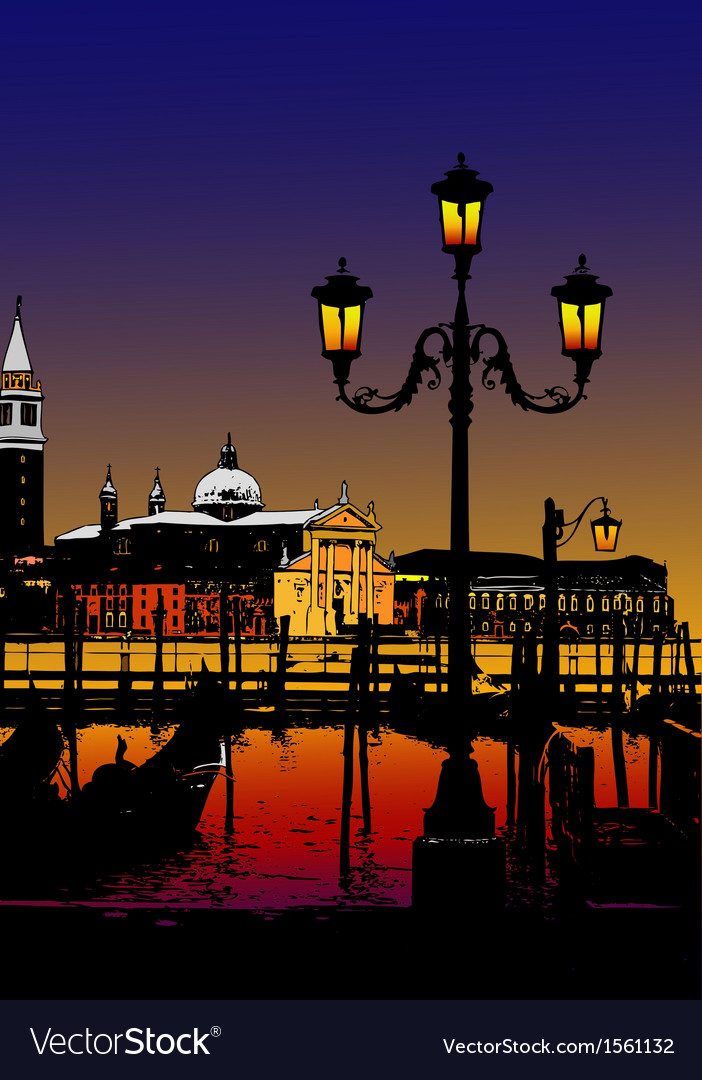Fable of venice vector | Price: 3 Credit (USD $3)