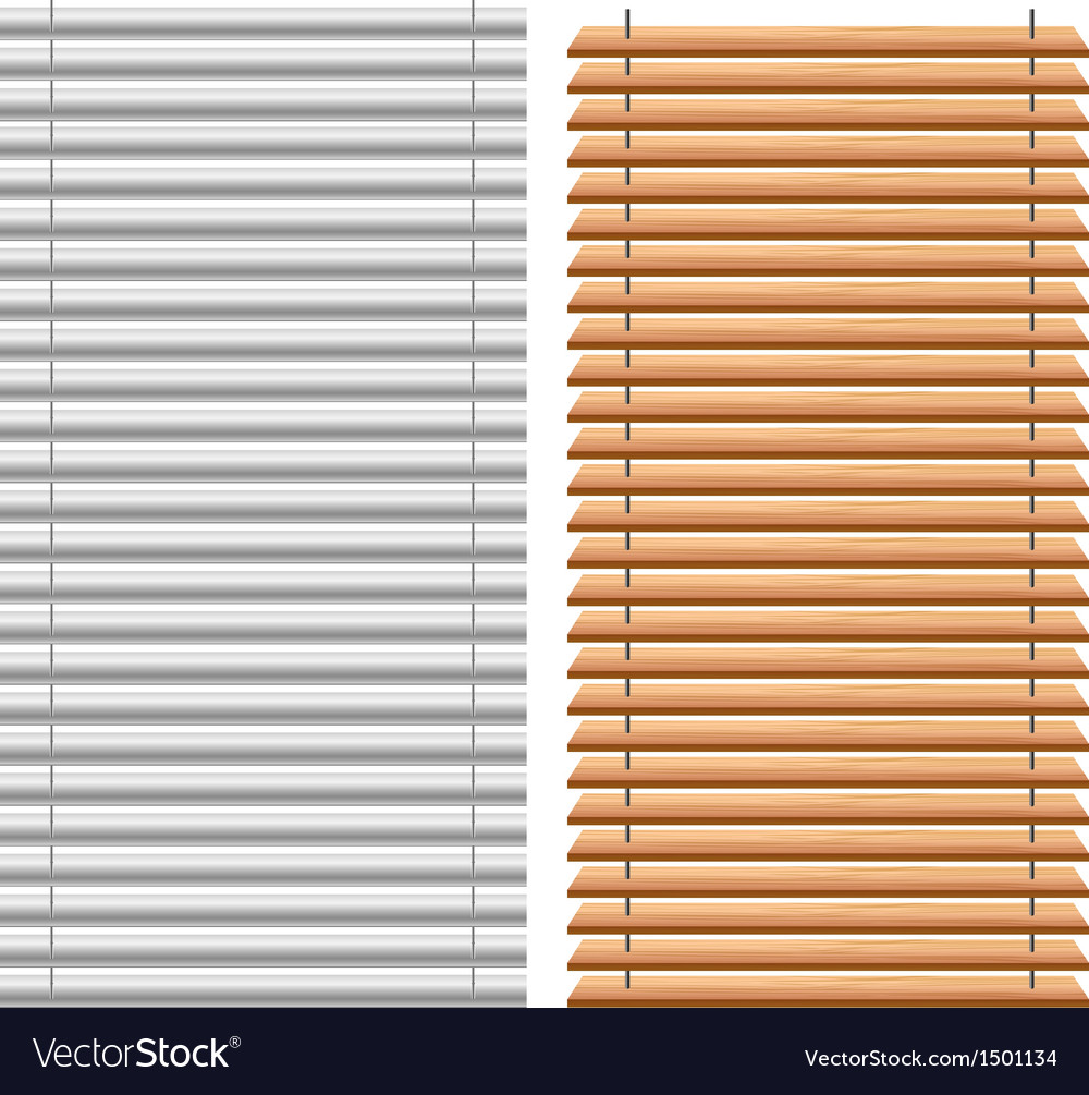 Blinds set vector | Price: 1 Credit (USD $1)