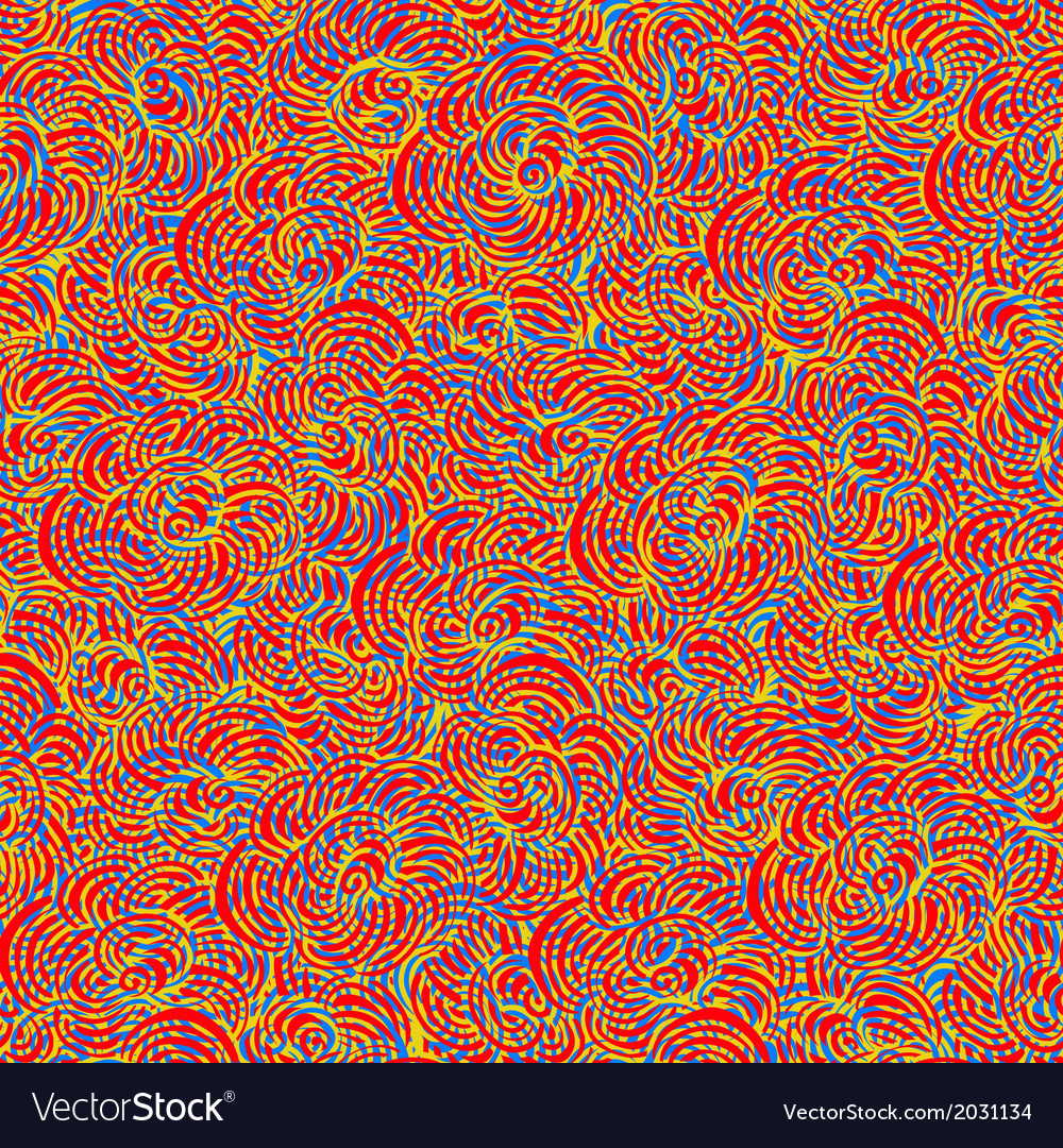 Multicolor pattern with brushed thin lines vector | Price: 1 Credit (USD $1)