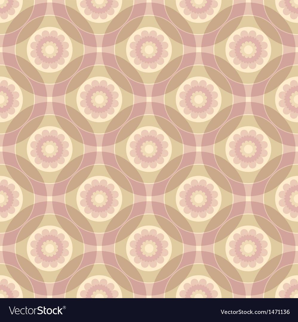 Seamless wallpaper pattern vector   Price: 1 Credit (USD $1)