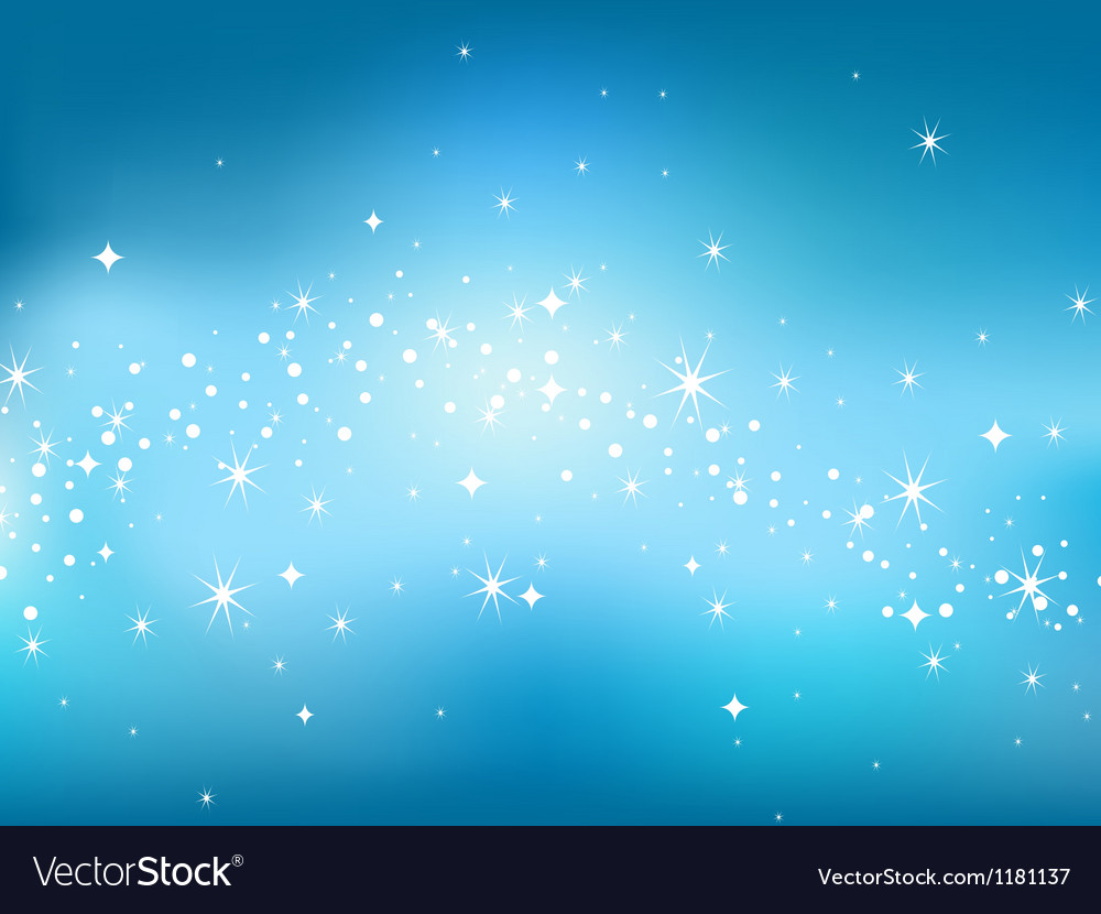 Abstract luminescence background in star sky style vector | Price: 1 Credit (USD $1)