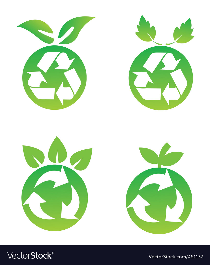 Eco fruit vector | Price: 1 Credit (USD $1)