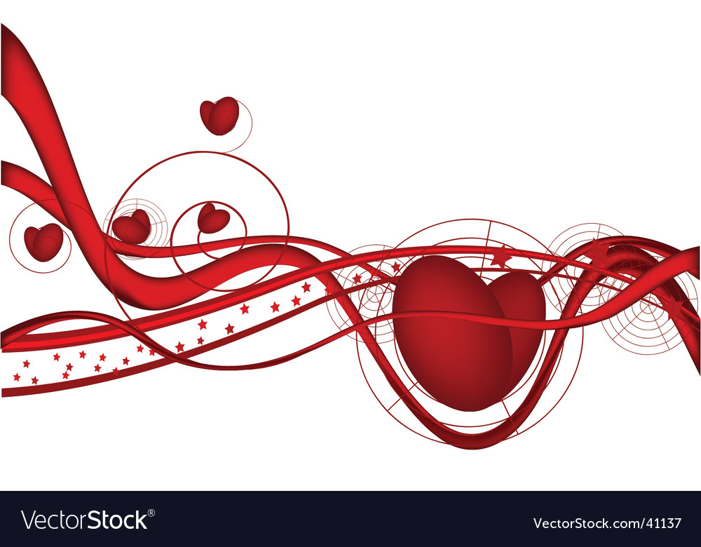 Valentine design vector | Price: 1 Credit (USD $1)