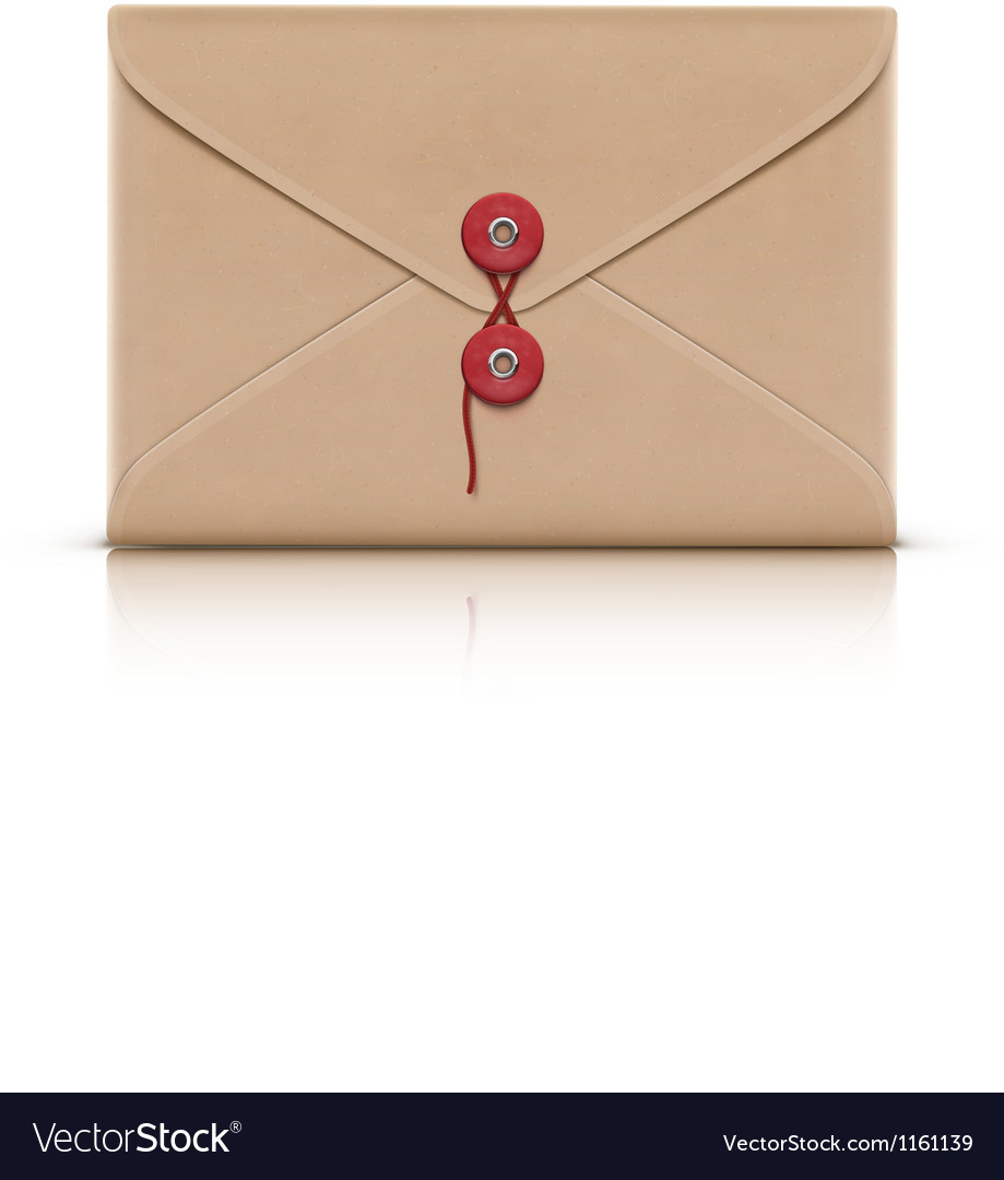Manila envelope vector | Price: 1 Credit (USD $1)