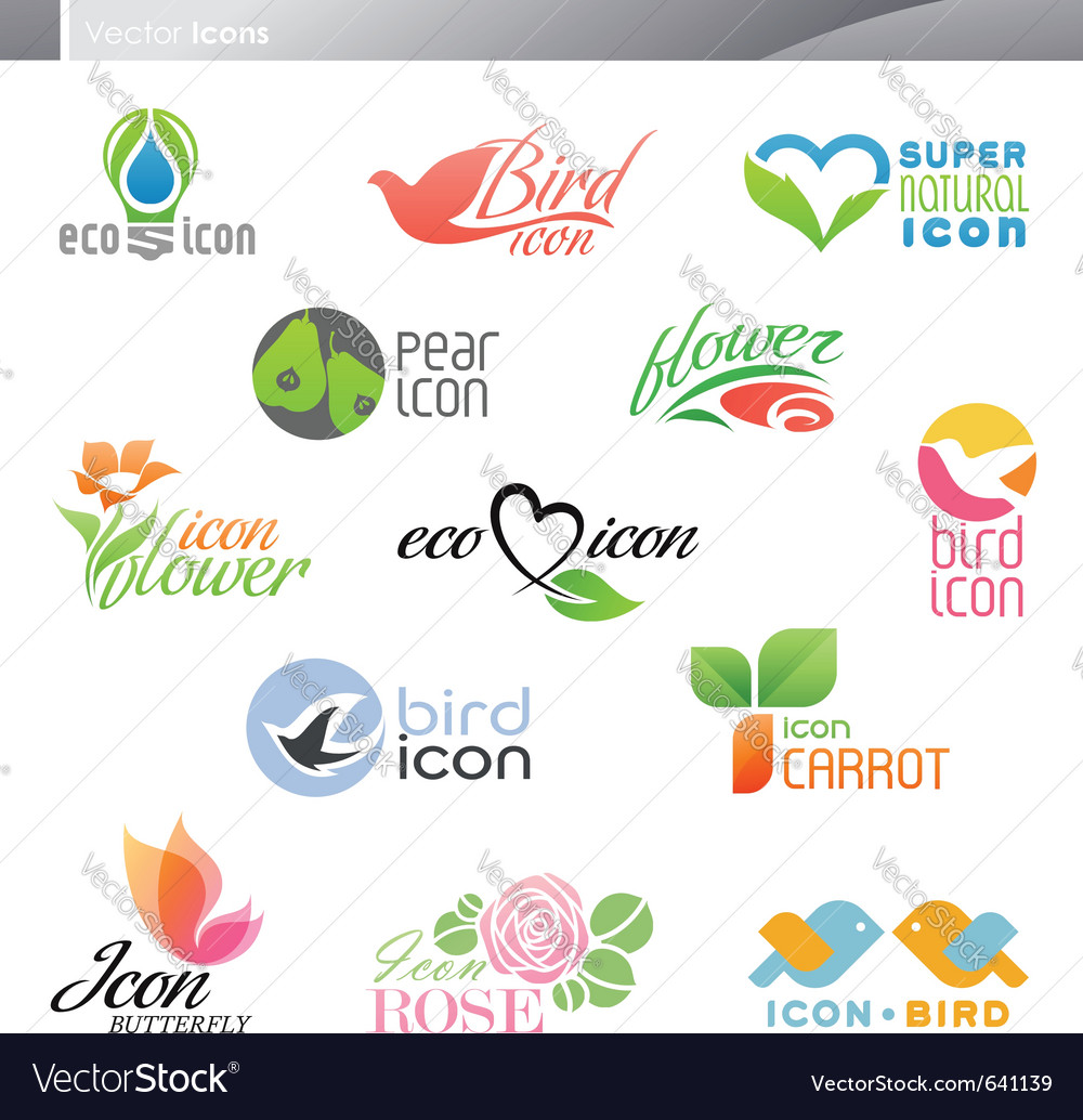 Nature logos vector | Price: 3 Credit (USD $3)