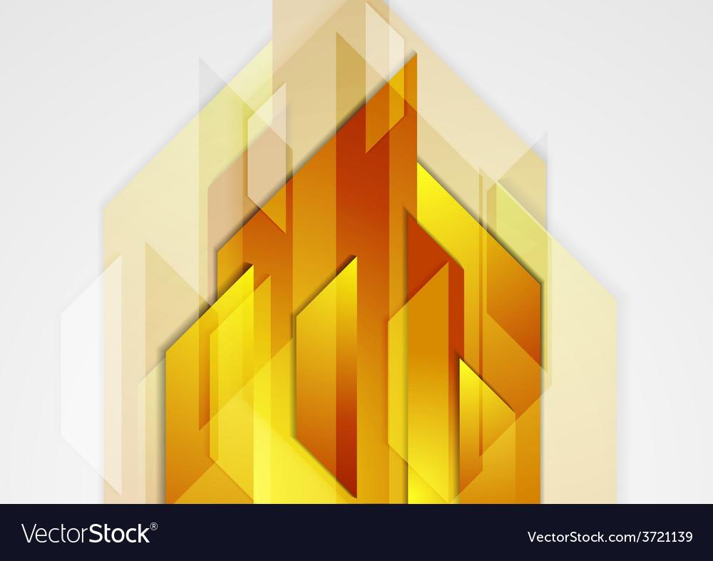 Orange shiny hi-tech motion background vector   Price: 1 Credit (USD $1)