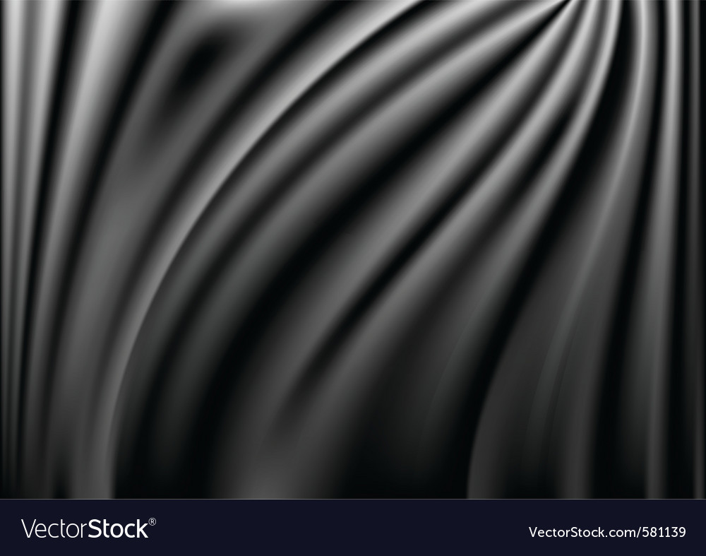Satin curtain background vector | Price: 1 Credit (USD $1)