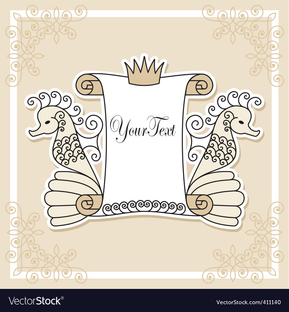 Invitation design vector | Price: 1 Credit (USD $1)