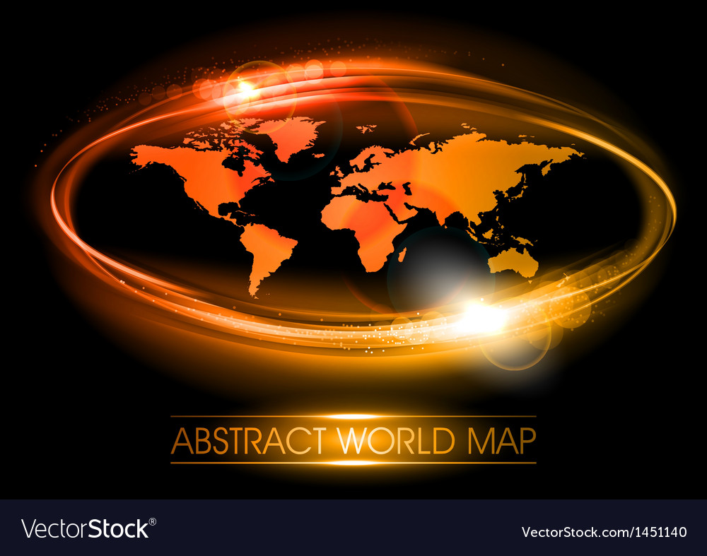 World abstract shine vector | Price: 1 Credit (USD $1)