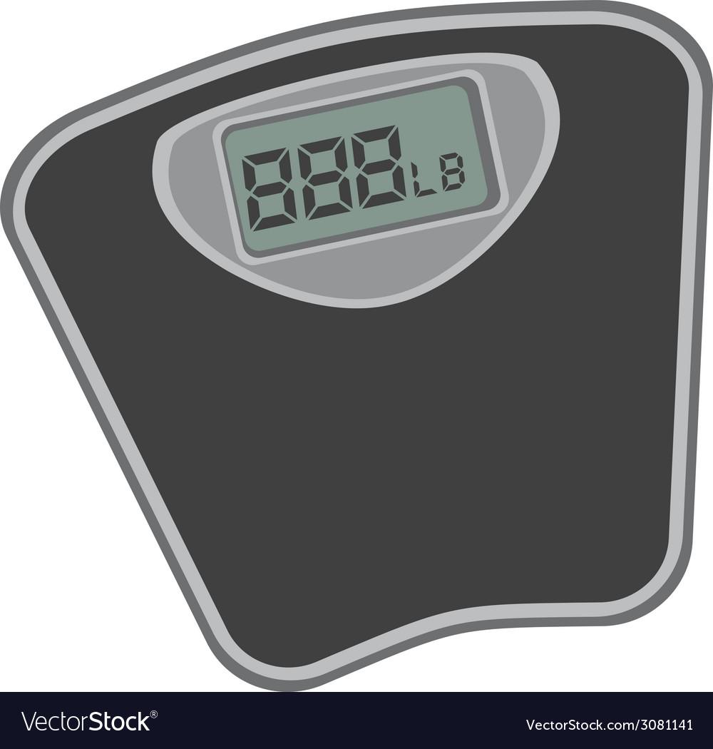 Measure weight design vector | Price: 1 Credit (USD $1)