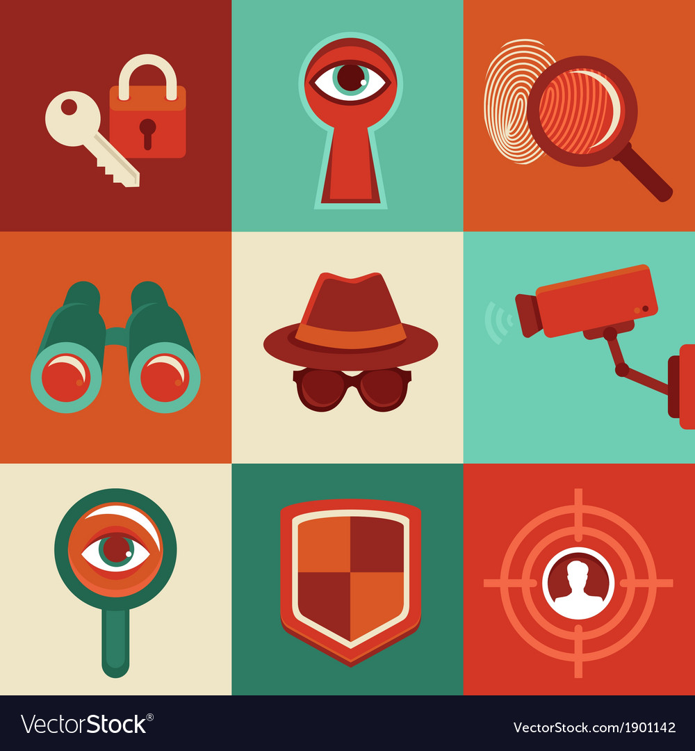 Privacy vector | Price: 1 Credit (USD $1)