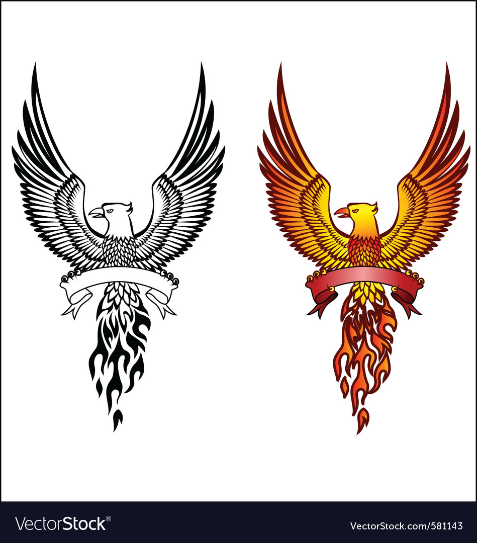 Phoenix vector | Price: 1 Credit (USD $1)