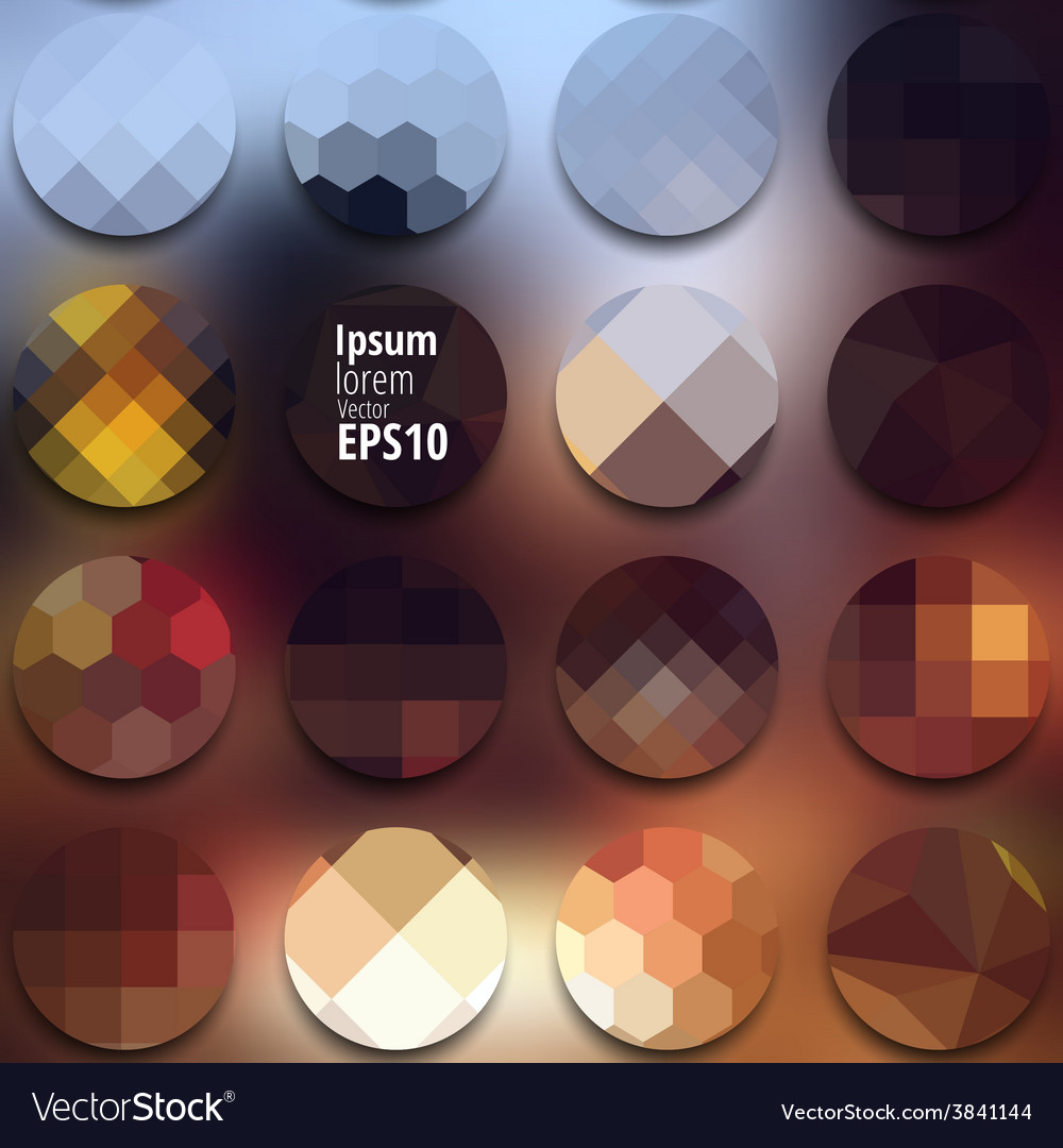 Blur city light vector | Price: 1 Credit (USD $1)