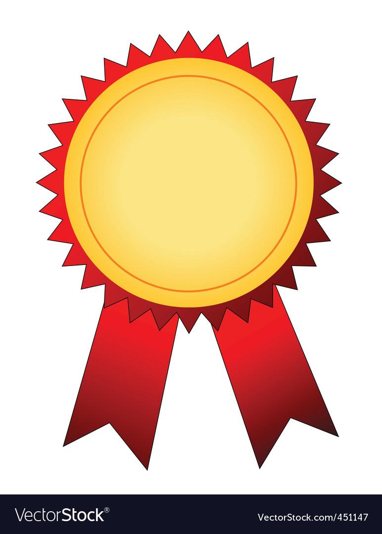 Winner badge vector | Price: 1 Credit (USD $1)
