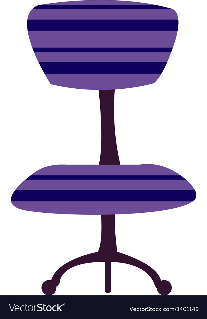 Icon chair vector   Price: 1 Credit (USD $1)