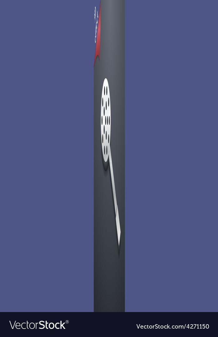 Kitchen appliances icon symbol 3d style trendy vector | Price: 1 Credit (USD $1)